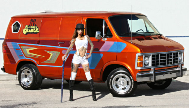 dodge ram van van 1983 custom candy and graphics for sale 2b7fb13h3dk338010 ultraviolence. Black Bedroom Furniture Sets. Home Design Ideas