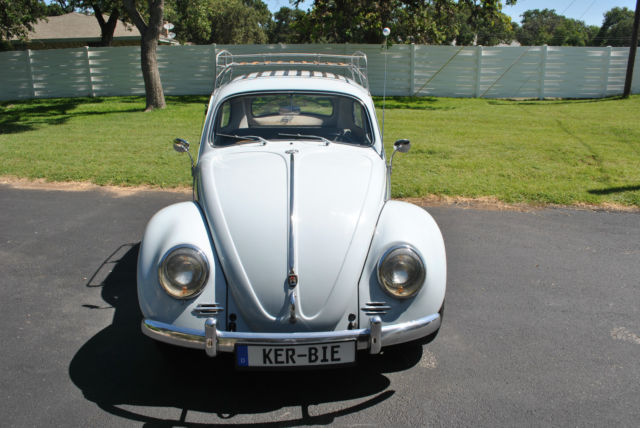 Volkswagen Beetle - Classic Coupe 1970 Zenith Blue For Sale