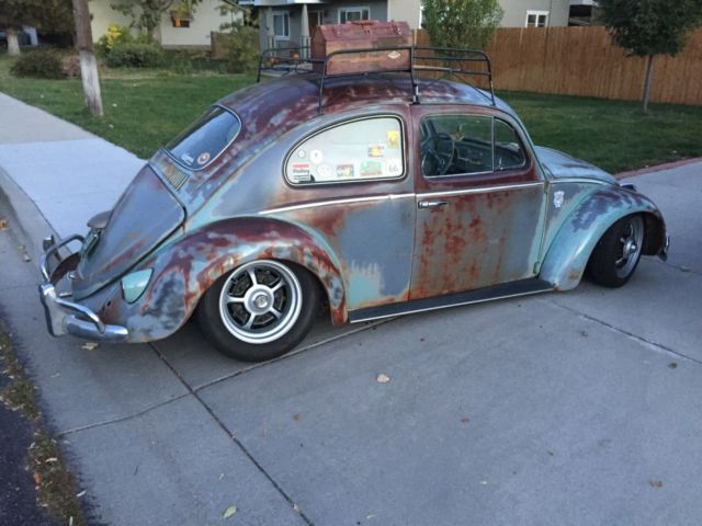 Volkswagen Beetle Classic 1961 Pastel For Sale 123456
