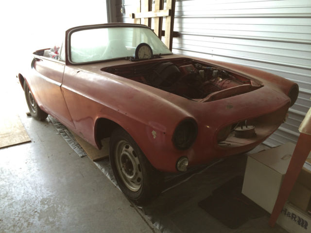 volvo other convertible 1965 red for sale 13890 volvo p1800 1800s volvoville convertible 1965. Black Bedroom Furniture Sets. Home Design Ideas