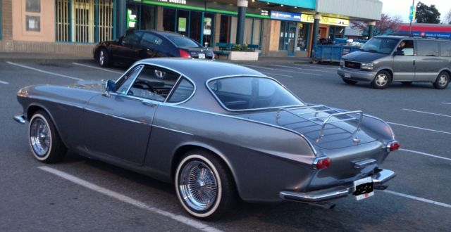 volvo other coupe 1968 gray for sale volvo p1800 volvo. Black Bedroom Furniture Sets. Home Design Ideas