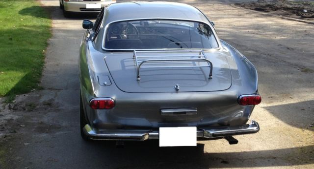 Volvo Other Coupe 1968 Gray For Sale. VOLVO P1800 , VOLVO 1800 VOLVO P1800S . VERY GOOD ONE