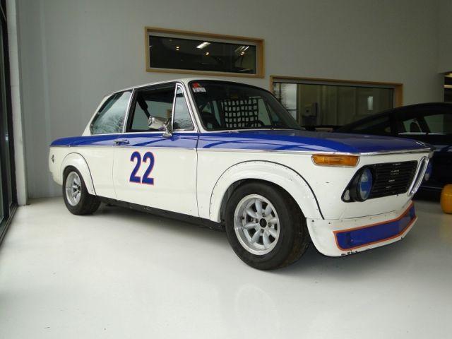 BMW 2002 Tii For Sale >> BMW 2002 Sedan 1973 For Sale. VSR Built 1973 BMW 2002 Race Car Roller
