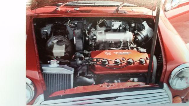 Mini Classic Mini 1980 Orange For Sale Xl2s1n01179022 Vtec Austin