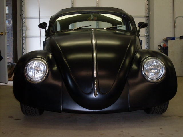 Volkswagen Beetle Classic Coupe 1969 Black For Sale Vw