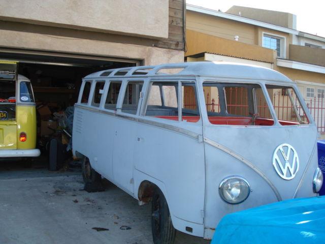 Volkswagen Busvanagon 1954 For Sale 20 102201 Vw Bus Barndoor 1954