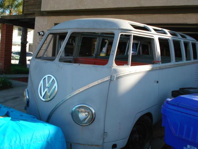 Volkswagen Busvanagon 1954 For Sale 20 102201 Vw Bus Barndoor