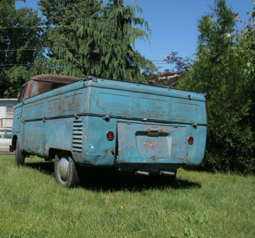 Where Can I Buy A Volkswagen Bus: Volkswagen Bus/Vanagon Single Cab 1957 [xfgiven_color