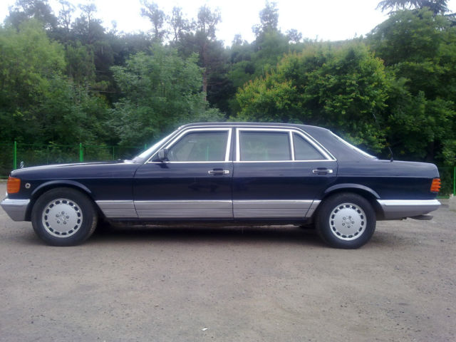 Mercedes benz s class xfgiven type xfields type for Mercedes benz guard for sale