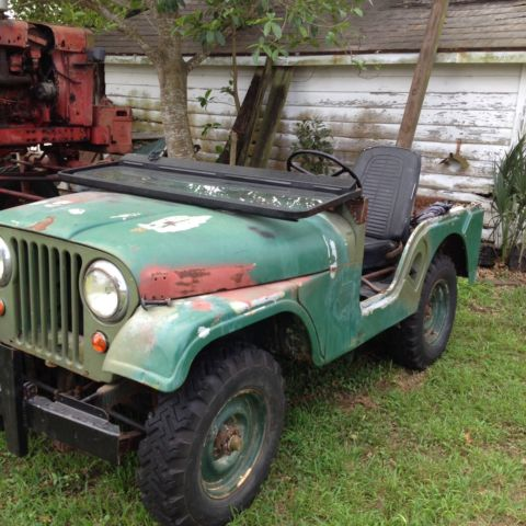 Willys Cj 1957 Yes For Sale. 5754828001 Wills Jeep 1957 ...